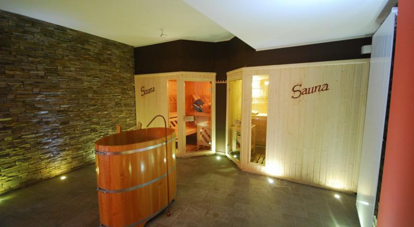 Sauna, bagno turco e tanto altro!