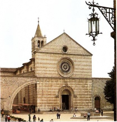 Chiesa di Santa Chiara di Assisi
