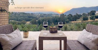 Relais romantico nel Parco Nazionale d'Abruzzo