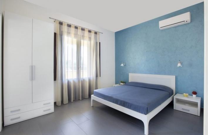 Monolocale per vacanze aria condizionata San-Vito-lo-Capo