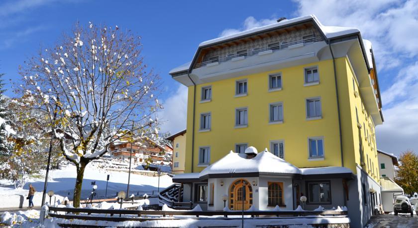 Hotel 3 stelle a Folgaria