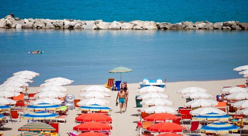 Hotel sul lungomare San Benedetto