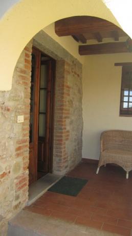 Appartamento 2 con piccolo patio