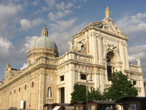Santa Maria degli Angeli in Umbria