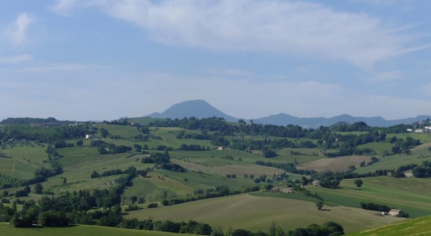 Casa vacanza sulle colline Marchigiane