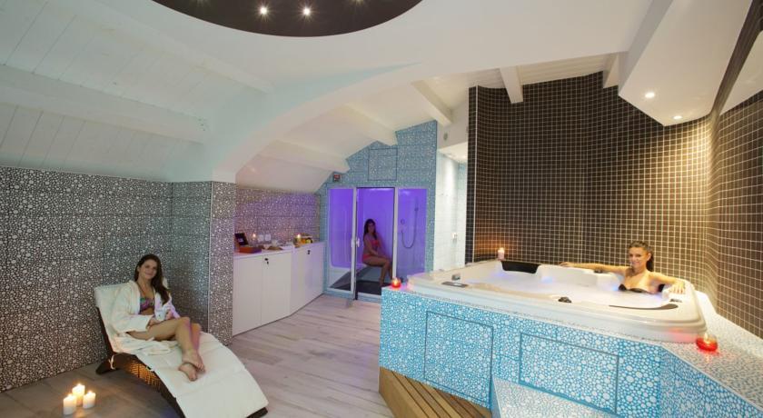 Centro benessere HOTEL MAROTTA minipiscina-sauna