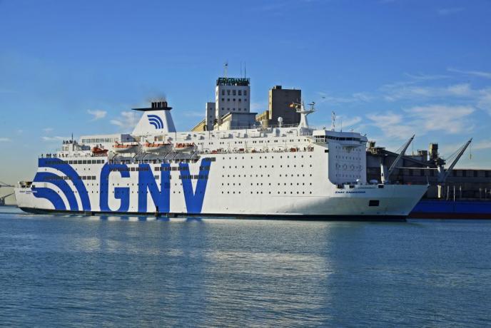 GNV prezzo traghetti Grandi Navi Veloci