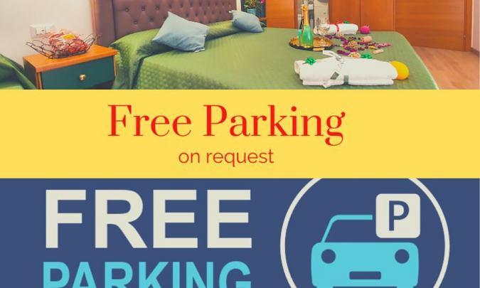 B&B a Roma centro con Parcheggio gratuito