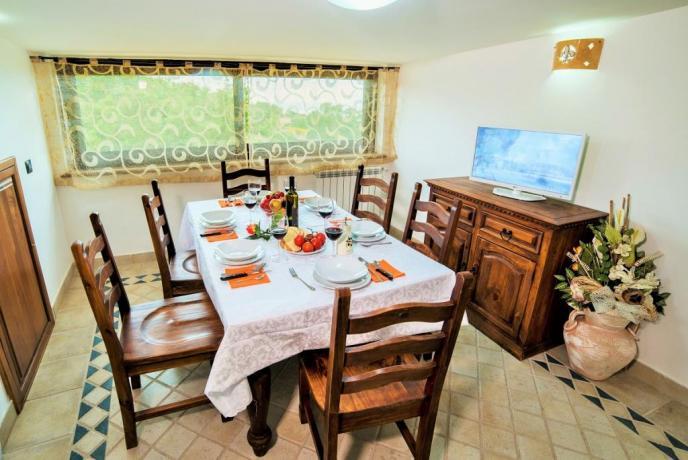 Appartamento Bianco per 4 persone a Montefiascone