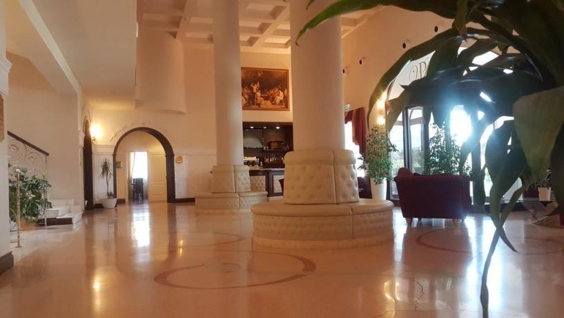 Ingresso Hotel Maria vicino Avellino