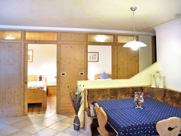Appartamenti per famiglie in Residence a S.Vigilio