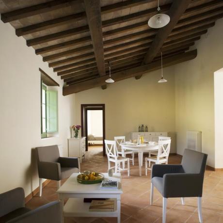 Appartamento moderno resort a Valtopina