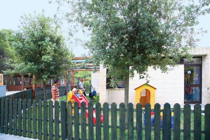 Area Giochi Bambini del Villaggio