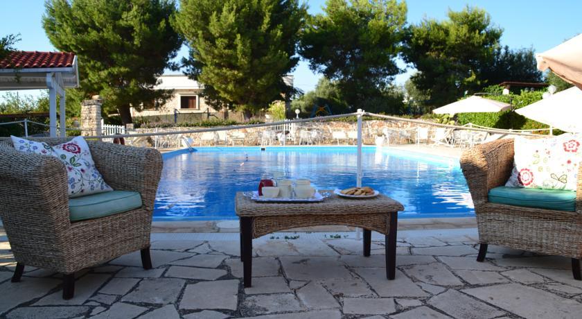 Agriturismo panoramico con Camere e piscina