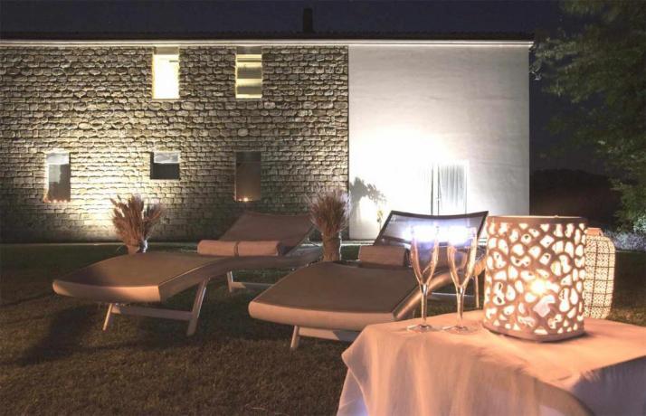 Villa singola 2 persone con giardino esclusivo