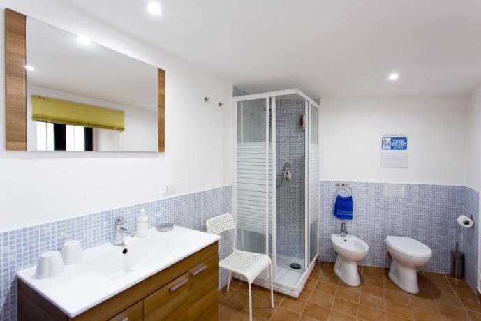 WC doccia