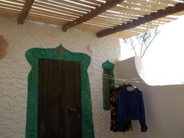 Villaggio a Lampedusa con giardino esterno