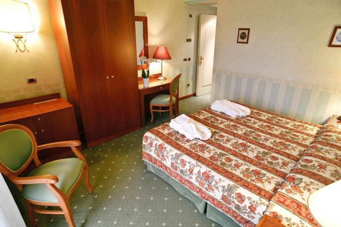 Camera-matrimionale ideale per la Coppia romantica in Umbria