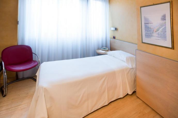 Hotel 3 stelle con camere familiari