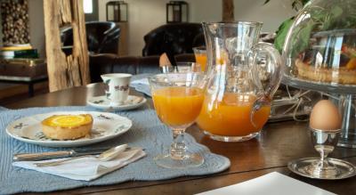 La colazione in agriturismo di Charme
