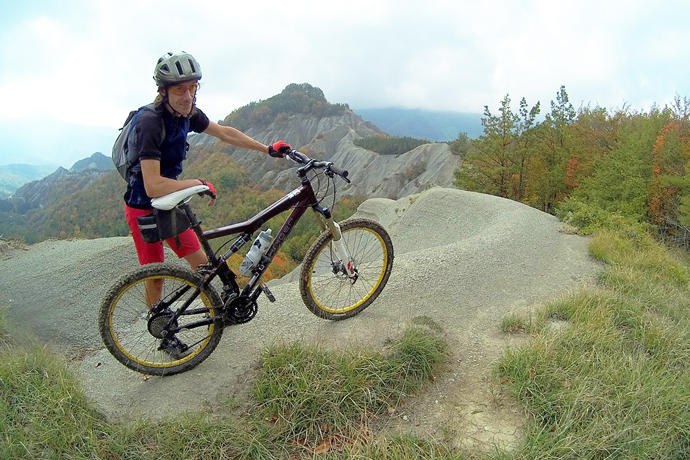 Escursioni in Bicicletta sul Monte Fumaiolo