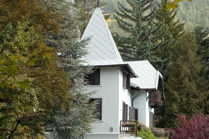 Villa vacanze Bardonecchia a 1km piste scii