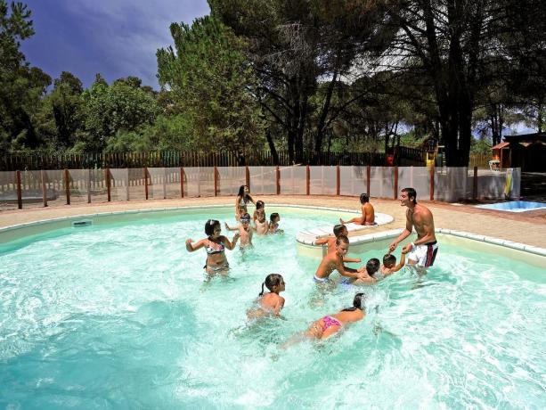 Calabria Piscina per Bambini in Villaggio Turistico