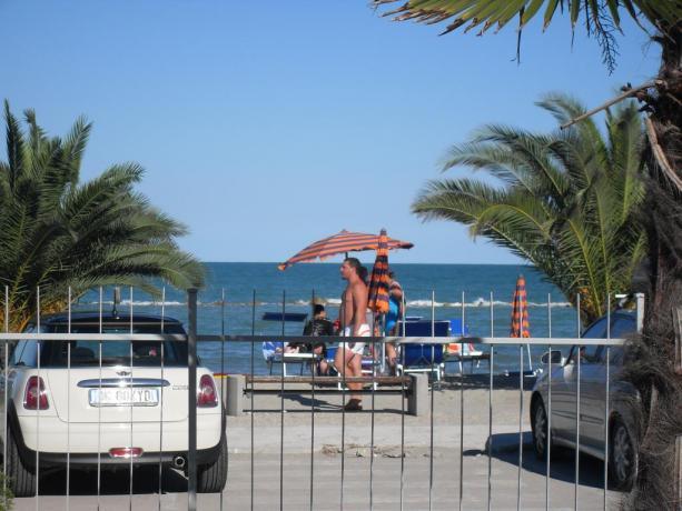Hotel fronte mare a Campofilone