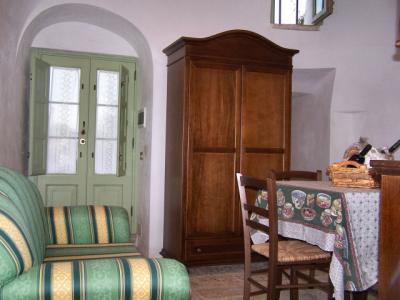 Sala/soggiorno Casa Làmia, Casa Vacanze Puglia