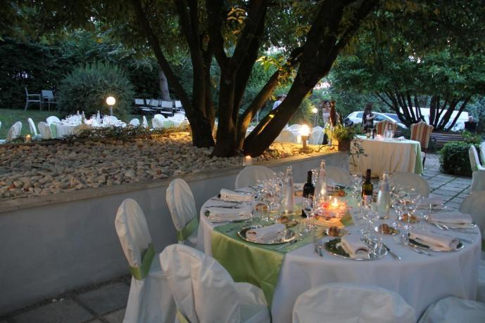 Hotel con ristorante per cerimonie Collevalenza