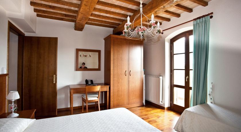 Camera da letto in appartamento vacanze