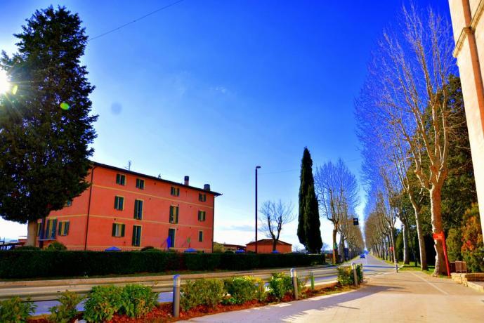 Country House ad Assisi con piscina esterna