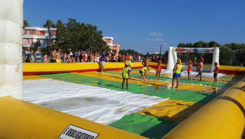 Giochi per adulti e bambini Residence TorreinSerraglio