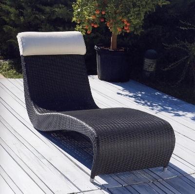 Tavoli e sedie da giardino in vimini Mobili Vimini e Bambu ...