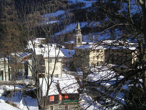 Hotel and B&b with great view in Aprica