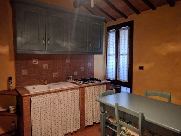 Casale Monte Castello di Vibio Seconda Cucina