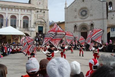 Turismo in Valnerina, Cascia e Norcia