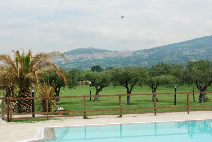 Agriturismo privato vicino Assisi
