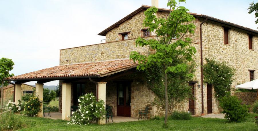 Con Piscina Appartamenti Vacanza 2/4/6/30 persone - Casale San Vito