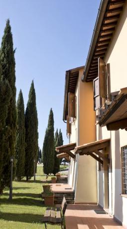Country House con SPA esclusiva per 2 convenzionata