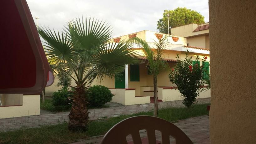 Villetta con angolo cottura a Scalea in Calabria