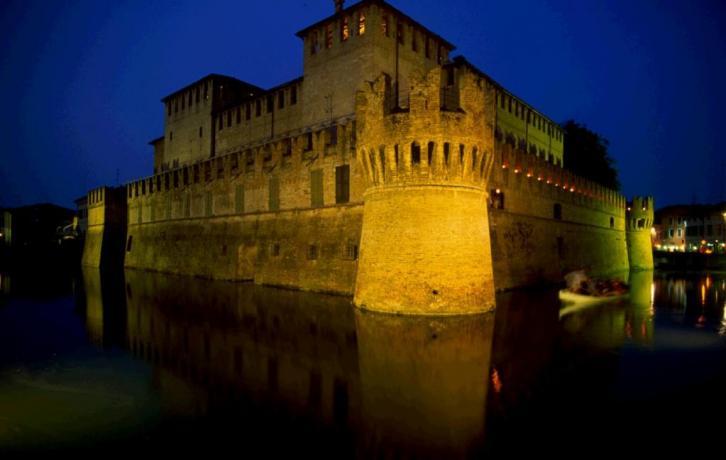 castello Fontanellato 45 min di auto