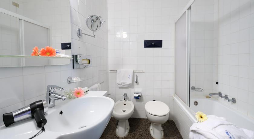Camera romantica in Hotel Emilia-Romagna