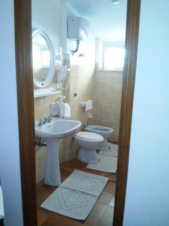 Camera matrimoniale con bagno privato, Santa Maria Navarrese