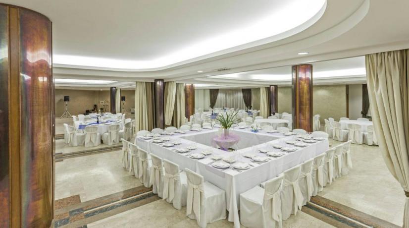 Buona cucina in ristorantino interno albergo Avezzano