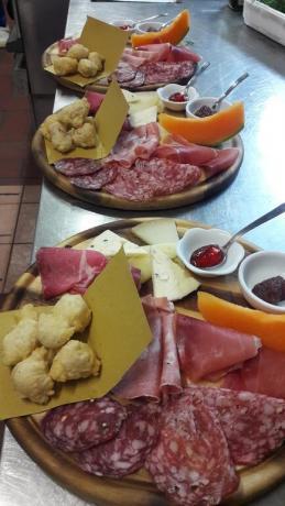 Hotel ristorante ideale per cene romantiche Gubbio