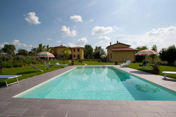 Casa Vacanze vicino San Lorenzo con piscina