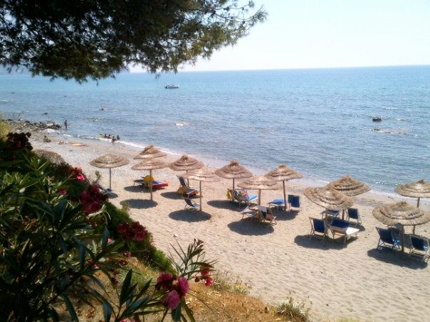Villaggio nel Cilento con spiaggia privata e animazione