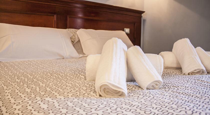 Camere ampie e confortevoli Hotel a Castelsardo