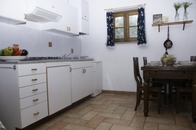 Angolo cucina appartamento Sole